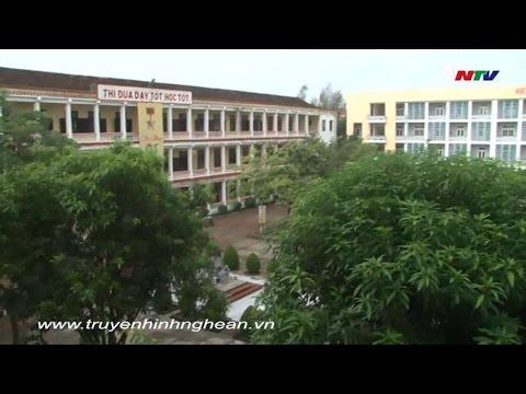 Vẻ vang 95 năm trường THPT Huỳnh Thúc Kháng