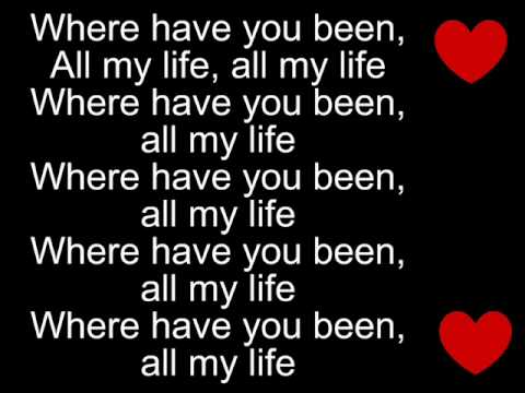 Rihanna - Where have you been lyrics -SJc8lLP8geg