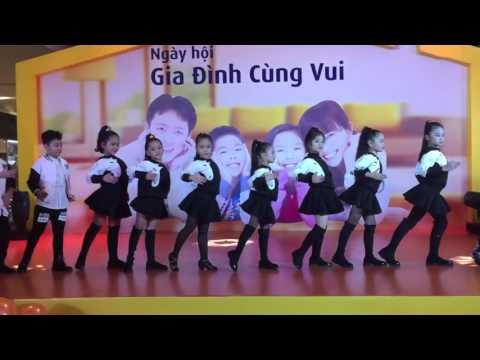 0978.68.37.68 Nhóm Nhảy Thiếu Nhi Tại Hà Nội