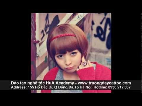 Kiểu tóc ngắn đẹp hotgirl Hàn Quốc phổ biến thịnh hành nhất hiện nay