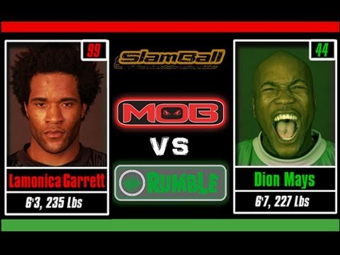 Rumble vs Mob [Full Game] SlamBall - S1