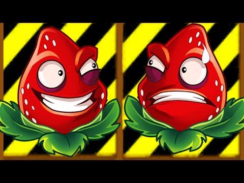 Plants vs. Zombies 2 -  ENDANGERED Strawberries!