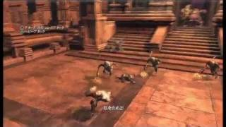 Asura's Wrath Gameplay