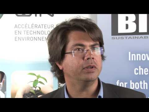 Chimie verte et Biotechnologie blanche - 2014 : Arnaud Termonia