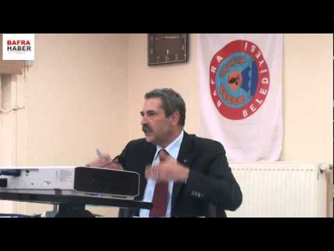 Bafra Belediyesi Mayıs Ayı Olağan Meclis Toplantısı