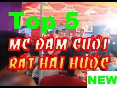 Top 5 Clip Hài Hước MC Đám Cưới Bá Đạo Nhất Việt Nam 2016