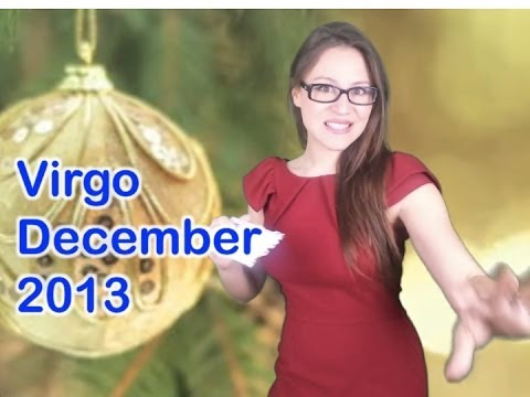 VIRGO DECEMBER 2013 from astrolada.com