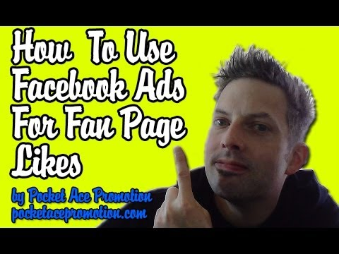 How I Use Facebook Ads For Page Likes