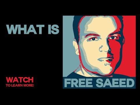 What is Free Saeed Abedini? Watch and find out! #FreeSaeed #SaveSaeed?