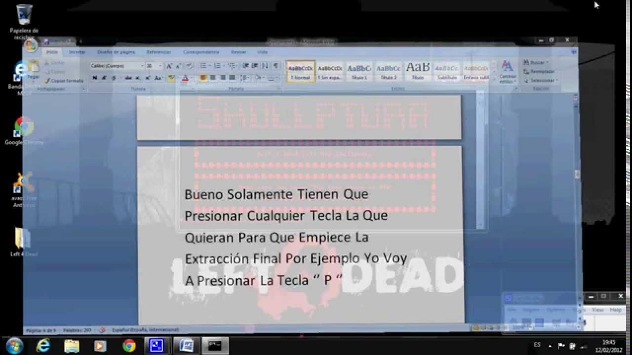 left 4 dead descargar gratis para pc en espanol