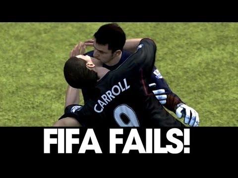 FIFA 12 FAIL Compilation! #4