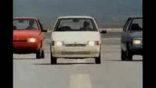 Yugo (Zastava) Florida TV commercial - 1988