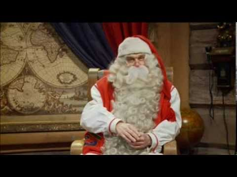 Santa's Message to All the Children in the World