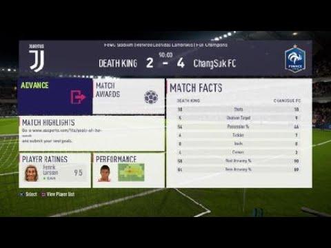 FIFA18 PS4 FUT CHAMPIONS # DEATH KING#21-5-2018