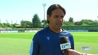 Lecce-Lazio   Le dichiarazioni di Simone Inzaghi alla vigilia