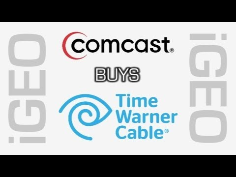 Comcast Buys Time Warner Cable - iGEO