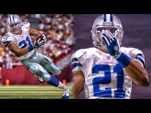 EZEKIEL ELLIOTT SAYS YOU CAN'T SEE ME! Madden 16 Career Mode Gameplay Ep. 7