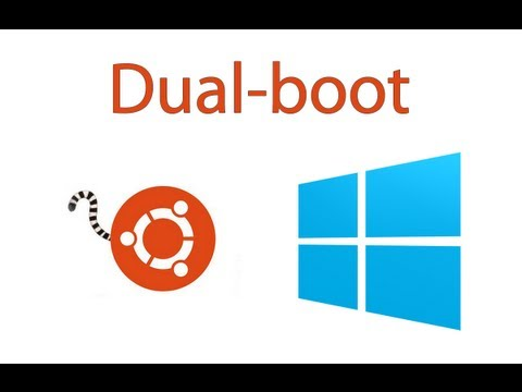 Install Ubuntu 13.04 (Raring Ringtail) alongside Windows 8