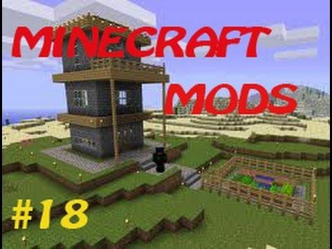 Columpios y new mina temporada 1 minecraft mods ep - Decoraciones para minecraft sin mods ...