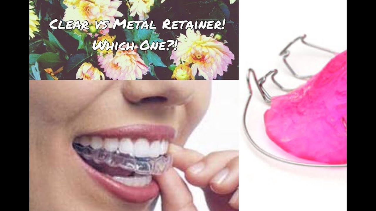 how to clean retainers with bleach