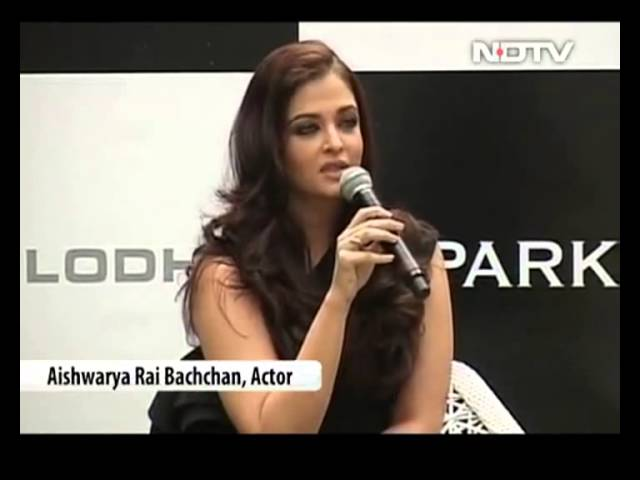 A question that made Aishwarya Rai Bachchan angry