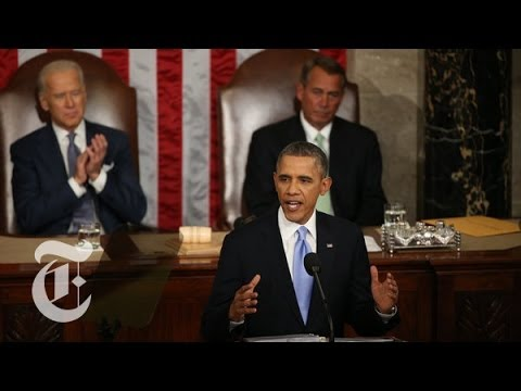 State of the Union 2014 Address: Obama on Raising the Minimum Wage - New York Times