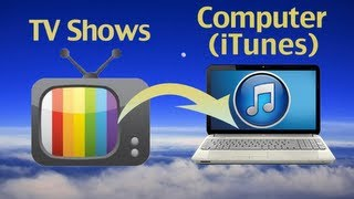 How To Export TV Shows To ITunes Or Copy ITunes Movies