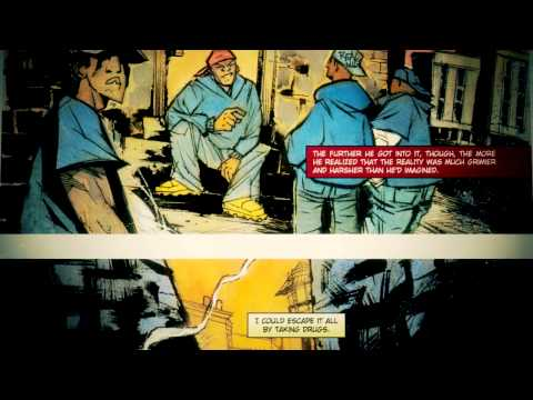 "50 Cent & Robert Greene - ""The 50th Law"" Comic Book (Video Trailer)"