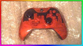THIS CONTROLLER IS AWESOME! (SideArms4Reason Xbox One Custom Controller Unboxing!)