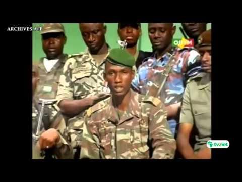 Amadou SANOGO, chronologie d'une disgrâce précipitée