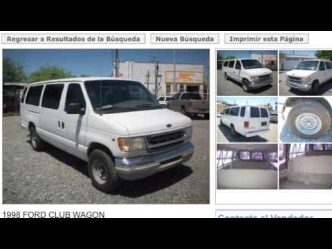 Truck Trader Tijuana - Vans - YouTube