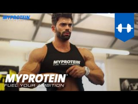 Myprotein Ambassador Sergi Constance - Motivational Video