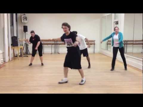 Nico Rubio ~ Tuesday Tap IV Class at the ARC