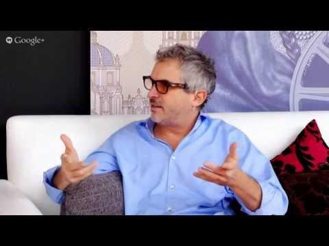 Hangout con Alfonso Cuarón 11º FICM