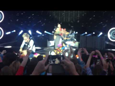Mcbusted - year 3000 Ipswich chantry park