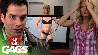 Hao123-Best of Just For Laughs Gags - Best Sexy Pranks