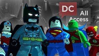 LEGO Batman 3 Official Gameplay + Constantine (DCAA 215