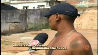 Vazamento assusta moradores no bairro Boa Vista - Alterosa em Alerta 18/10