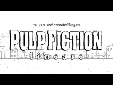 Pult Fiction v 60 sekundách