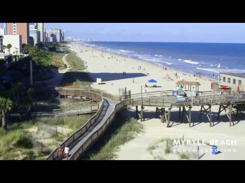 The Myrtle Beach, South Carolina Area