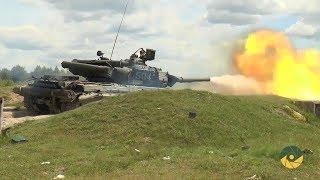 Курсанти опановують танкове озброєння