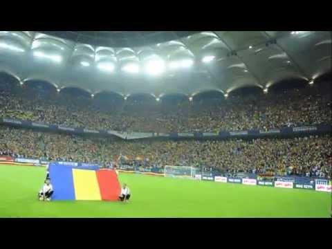 IRIS - HAI ROMANIA - IMNUL ECHIPEI NATIONALE SI AL SUPORTERILOR