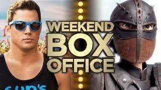 Weekend Box Office - June 13 - 15, 2014 - Studio Earnings Report HD