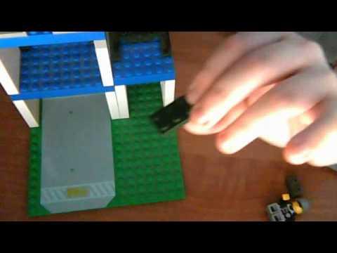 Как сделать дом из лего 88