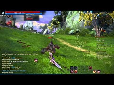 Lets Play Tera- Venturing Away From Tower Base