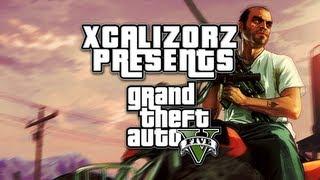 Camera Clothesline Attack! - Grand Theft Auto Playthrough pt.7