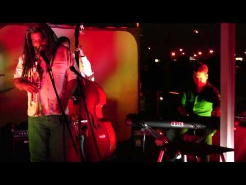 Jeff Lofton/ Kory Cook Quartet- Sunset Jam @ the Rooftop Jazz Party