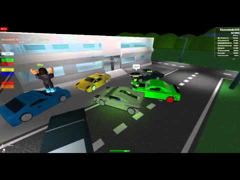 Roblox Grand Blox Auto How To Get Light Car Preview Youtube
