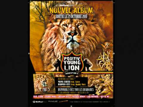 POSITIV YOUNG LION feat  DADDY MORY-bad man city  2010