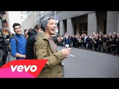 One Direction - Diana (Official Music Video)